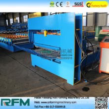 FX ce certified roofing sheet bending machine
