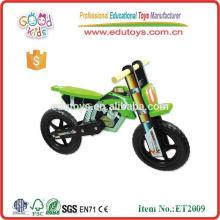 2015 neueste hölzerne Fahrrad-Motorrad-Spielzeug