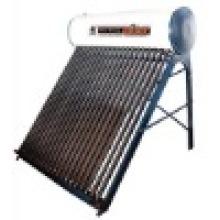 Chauffe-eau solaire sans pression (YTSL)