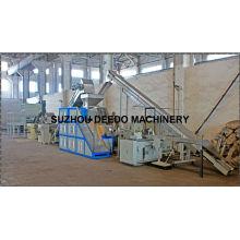 Máquina automática completa línea de producción de jabón del hotel