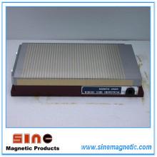 Tirador electromagnético de servicio pesado (para fresadora y cepilladora)