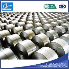 ASTM A36 Dx51d Z100 Gi galvanisierte Stahlspule