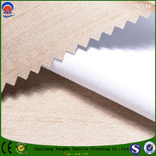Polyester Three Pass Coated Blind Curtain Fabric