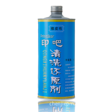 Blanket Cleaning solution reductant agent