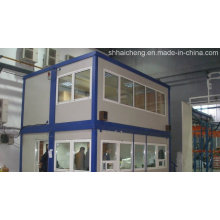 Luxus Prefab Homes / Versand Modular Container / Flat Pack Container (shs-fp-office043)