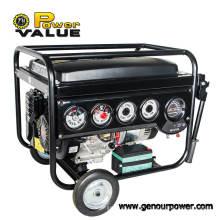 Groupe électrogène de 6kv avec l'alternateur puissant de cuivre de moteur pour l'acheteur