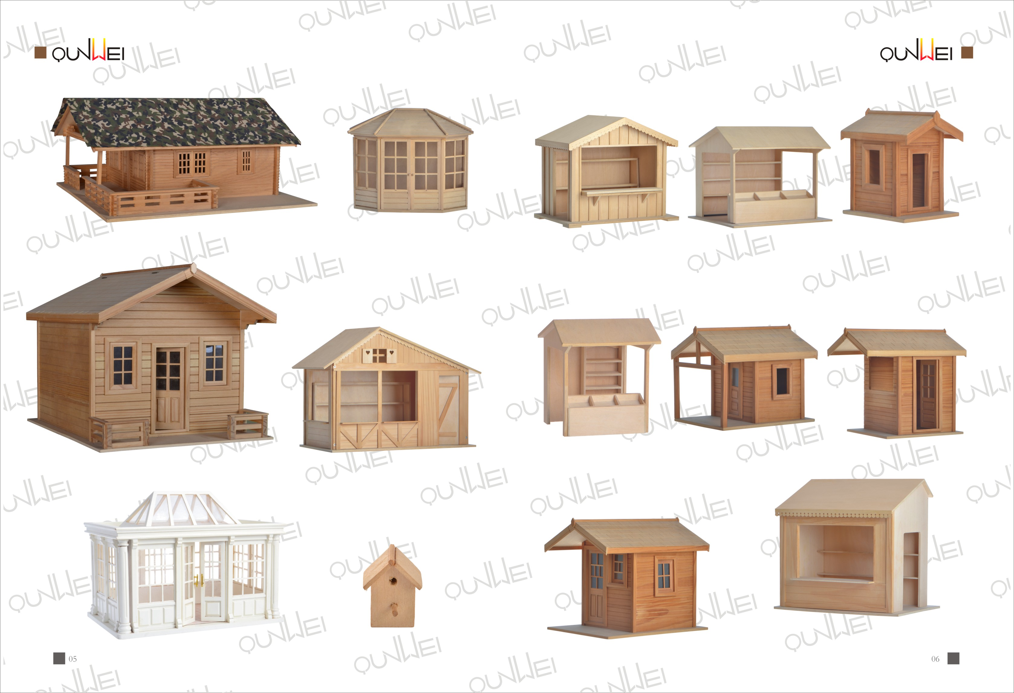 dollhouse kits 1