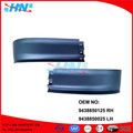Mercedes Benz Truck Replacement Parts Corner Spoiler 9438850025 9438850125