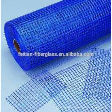 Alkali-beständige Fiberglas Mesh 160g blaue Farbe mit höherer Qualität