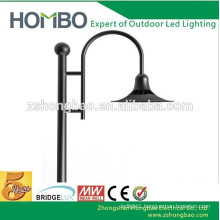 Hot sales IP65 LED solar garden light with solar panel/solar led garden lighting