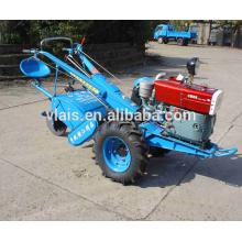 Diesel power engine good price walking tractor