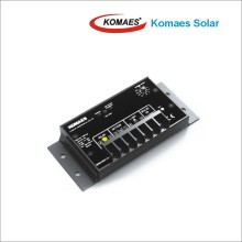 20A Solar Regulator Solar Charge Controller with TUV IEC Inmetro Idcol Soncap Certificate