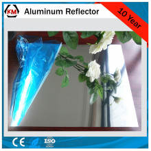 reflective metal sheet aluminum