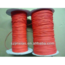 1mm waxed cotton cord