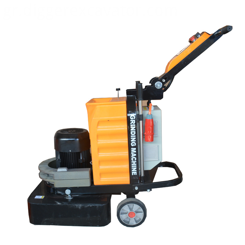 Concrete Epoxy Floor Surface Grinder Polisher Machine
