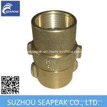 Aluminum/Brass Rocker Lug Expansion Rin Coupling