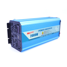 Inverter Daya 2000W dengan Wired Remote