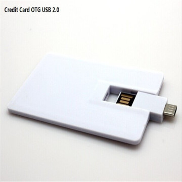 Girevole OTG Card USB Flash Drive 64 gb