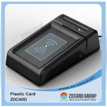 3 Faixas Hico e Loco leitor de cartão magnético Strip Leitor RFID