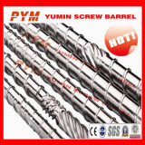 Screw and Barrel for Plastic Film Blowing Machines