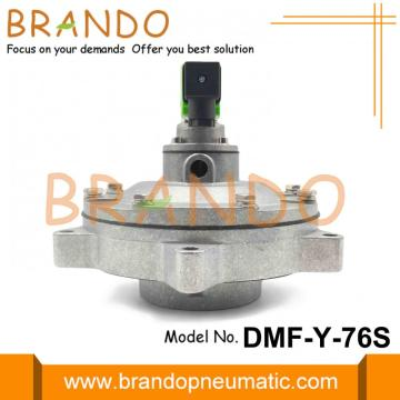 DMF-Y-76S 3 Inch Manifold Flat Mount Pulse Valve