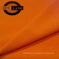 Perle fluorescente 100% polyester sur tissu pour tissu piqué coupe sportive