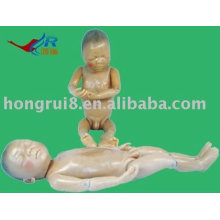 HR-409 Educational Chemistry Models, Nurse Training Doll