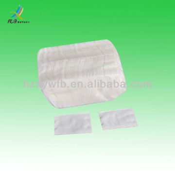 100%cotton facial pads with spunlace surface Cosmetic Cotton Pads