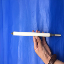 Polished Ceramic Plunger Rod / Shaft with Metal