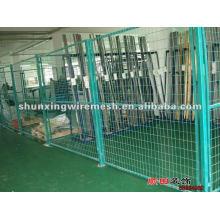 Quadro painel de cerca de malha (fabricação e exportador)