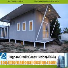 Casa pré-fabricada pequena do feriado de Jdcc