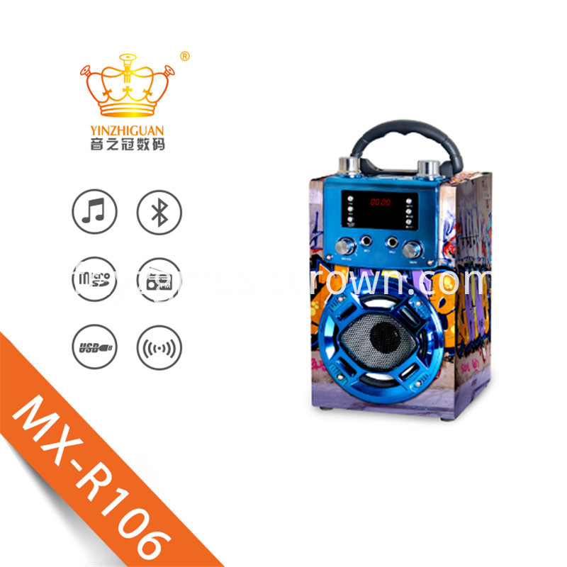 Portable Bluetooth Speaker Gift For Valentine S Day