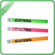 Factory Cheap Custom Made Tyvek Paper Wristband