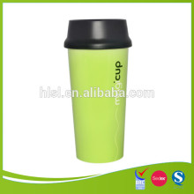 16oz plastic double wall plastic cup