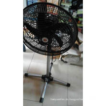 16 '' Stand Fan mit Kunststoff Grill