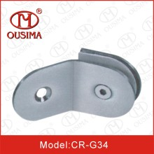 135 Degree Glass Hardware Fitting -Glass Clamp Used in Shower Room (CR-G34)