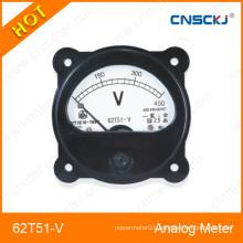 62t51-V Series Meter Analog Panel DC Voltmeter 90*60