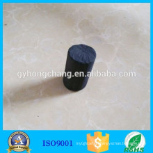 Diameter 2cm cylindrical activated carbon block for filter