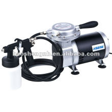 portable air compressor spray kit AS09K-3