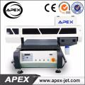 Super Qualidade e Preço Mais Barato Impressora UV para Plástico / Madeira / Vidro / Acrílico / Metal / Cerâmica / Couro