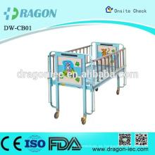 DW-CB01 barato preciosa cama de dibujos animados médicos para niños