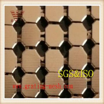 Vorhang-Wand-Maschendraht- / Dekorations-Metallvorhang-Masche