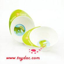 Weiche Dinosaurier Schüssel Spielzeug