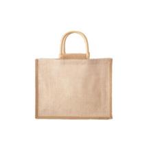 Cheap Price Custom Reusable Jute Bag Promotion Jute Shopping Tote Bag