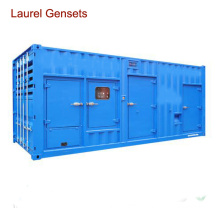 20 or 40 Feet Container Generator Set 800kVA-1880kVA