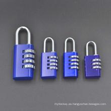 Candado de aluminio de alta calidad bolsa