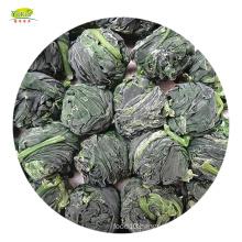 China Fresh Frozen Spinach Ball