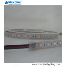 IP68 Silicon Waterproof LED Strip RGB 300 14.4W