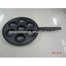 Gusseisen Poffertje Pan