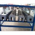 Máquina de barra de polímero reforçada com fibra de vidro